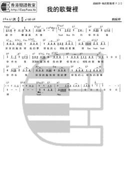 曲婉婷-我的歌聲裡P.2
