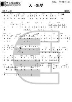 陳奕迅-天下無雙P.2
