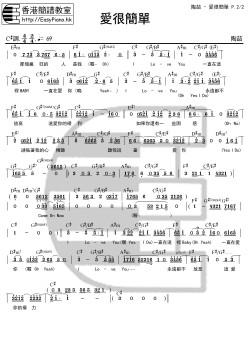 陶喆-愛很簡單P.2