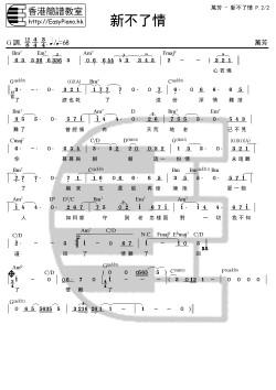 萬芳-新不了情P.2