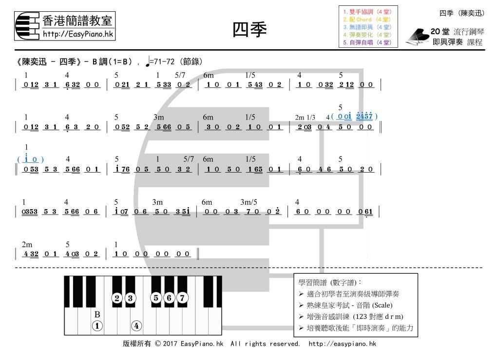 四季(陳奕迅)